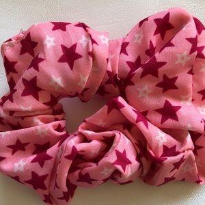 Cute star hair tie